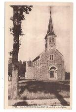ste-geneviève-des-bois  l'église