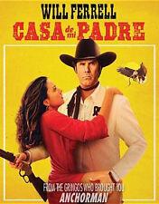 CASA DE MI PADRE (G nesis Rodr guez) - BLU RAY - Region A - Sealed