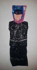 Vintage Child/Toddler Batman Forever Costume with Mask (1996) - New (2-4 Years)