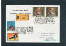 Christkindl-Reco-Brief 6.1.1992   (CH2)