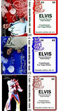 Elvis - DECEMBER SEASON 1975 - 3 Boxes with 6 CD