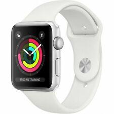 Apple Watch 3 - 42mm - GPS - Aluminium Silver / Sportarmband Weiß - NEU & OVP 85