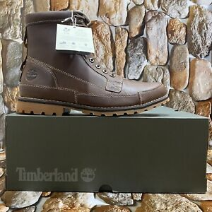 TIMBERLAND MEN'S EARTHKEEPERS® ORIGINALS 6-INCH BOOTS STYLE A2JG6 Size 9.5