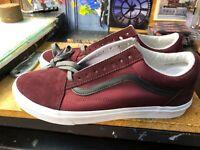 Vans Old Skool Jersey Lace Port Royale Size US 11 Men's  VN0A38G1UP7 New