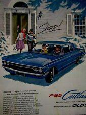 1962 f85 cutlass | eBay
