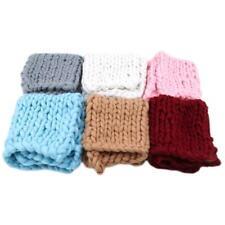 Lareg Warm Handmade Sofa Chunky Knitted Blanket Wool Thick Line Yarn Throw