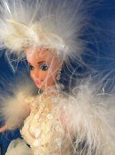 1994 SNOW PRINCESS Winter Enchanted Seasons Collection Barbie Doll | Near Mint!