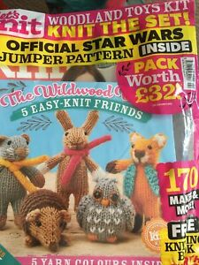 Lets Knit Issue 167 Magazine