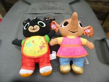 BING AND SULA SOFT TOYS