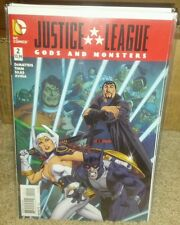 Justice league gods and monsters #2
