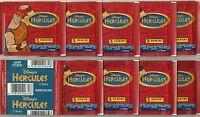1996 PANINI Disney's Hercules 10 Sealed Packets
