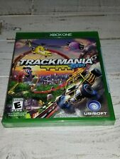Brand New! TrackMania Turbo (Microsoft Xbox One, 2016) Game NIB, FACTORY SEALED!
