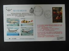 fdc Royal Air Force Greenham Common 27th June 1981 to Jersey, 1hour 25mins.(7p)