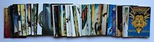 WILLIAM STOUT Lost Worlds Trading Cards 90 Card Set 1990 Excellent Mint RARE
