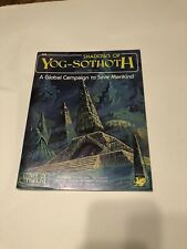 Call of Cthulhu 'Shadows of Yog-Sothoth' (1st Edition) 1982 Chaosium 2010