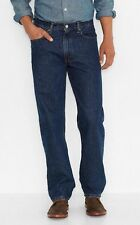 Levi's Mens 550 Relaxed Fit Denim Medium Wash Stonewash Jeans. Size 29X30