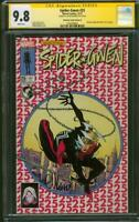SPIDER GWEN 25 CGC SS 9.8 McGuinness Spider Man 300 Homage Unknown variant Ed B