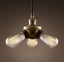 Lampes vintage/rétro en laiton pour la maison