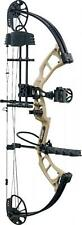 """New Bear Cruzer Rth Ready To Hunt Compound Bow 5-70# 12""""-30"""" Sand Right Hand"""