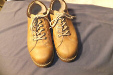 BASS Shoes Tan LEATHER  COMFORT Lace Up shoes Mens 8.5 M