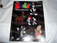 THE KIDS' MUSIC COLLECTION - EASY PIANO SONGBOOK Vintage Songs
