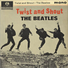 "THE BEATLES TWIST AND SHOUT  ORIGINAL UK 7"" EP GEP8882"