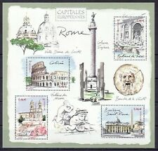 STAMP / TIMBRE FRANCE NEUF BLOC N° 53 ** CAPITALES EUROPEENNES / ROME / ITALIE