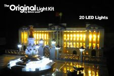 LED Lighting Kit for LEGO ® Buckingham Palace 21029
