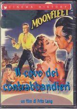 Dvd **IL COVO DEI CONTRABBANDIERI ~ MOONFLEET** di Fritz Lang nuovo 1955