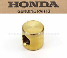 New Genuine Honda Clutch Lever Brass Push Bushing Many Models (See Notes) #X172