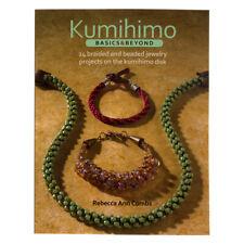 Kumihimo Basics and Beyond Book Kumihimo Disc Projects