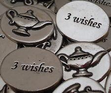 """GENIE COIN~ EACH COIN GOOD FOR 3 WIS_ _ _~ """"MAGICAL COIN""""~"""