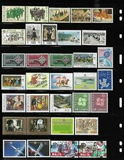 Europa CEPT 200 MNH different stamps #10 see 7 scans