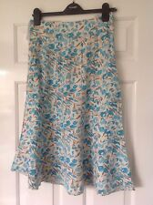 Ladies Linen Skirt from EWM size 10 in very good condition