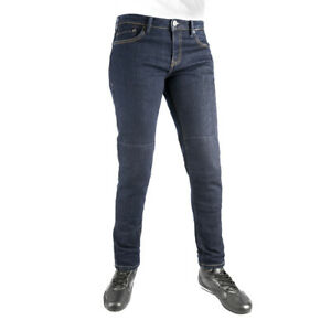Oxford Original Approved Ladies Slim Blue AA Rated Motorcycle Motorbike Jeans