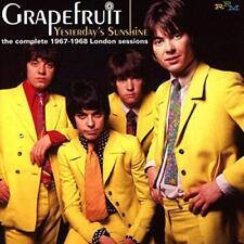 Grapefruit - Yesterday's Sunshine - The Complete 1967-1968 London Sessi (NEW CD)