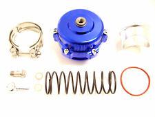 Rsr 50mm blow Off Ventil abiertamente azul pop off V-band bov Valve 16v vr6 R turbo Let