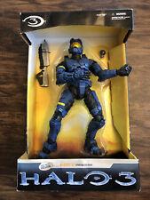 Halo 3 Deluxe Mark VI Spartan Soldier Exclusive 12 Inch Action Figure [Blue]