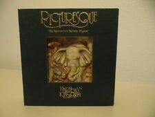 Pictures 00004000 que Tile Harmony Kingdom Noah's Park Mark of the Beast Pxnc2 Nib Retired