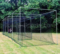 Batting Cage Net Netting Backyard Baseball Practice Batting Cage Nets Home Use