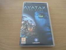 jeu psp james cameron's avatar the game