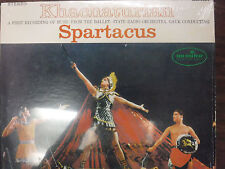 SPARTACUS - KHACHATURIAN MUSIC FROM BALLET  33RPM 020216 TLJ