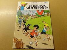 STRIP / JOMMEKE 171: DE GOUDVIS VAN FILIBERKE | 1ste druk