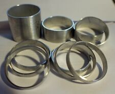 """45mm 46mm SPACER KIT 10pc,SIZES 1 1/2""""  TO 1/4"""" FREEZE PLUGS 4003 WIX  auto"""