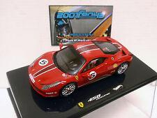 Ferrari 458 Italia #5 Press Release 1/43 Hot Wheels X5504