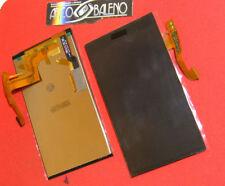 GLS: DISPLAY +VETRO +TOUCH SCREEN PER HTC ONE M8S NERO +FLAT FLEX RICAMBIO NUOVO