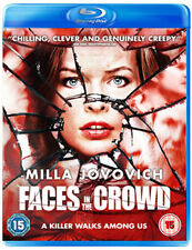 FACES IN THE CROWD - BLU-RAY - REGION B UK