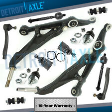 1998-2001 Acura Integra Front Lower Control Arm Ball Joint Tie Rod Sway Bar Kit
