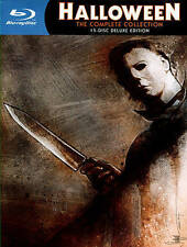 Halloween: The Complete Collection (Blu-ray Disc, 2014, 15-Disc Set, Limited)