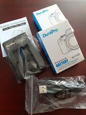 DuraPro Travelling Charger + 2 Batteries NP-FH50 Brand New FREE POSTAGE